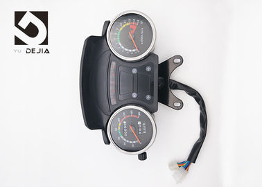 Cina Oriental Red F2 Digital Motorcycle Speedometer Tachometer Dengan Light Oil Engine Warning pabrik